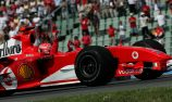 Schumacher to drive father's title-winning Ferrari in Germany