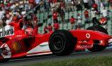 Schumacher to drive father's title-winning Ferrari in Germany