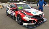 Wall Racing reveals Jordan Cox TCR Honda