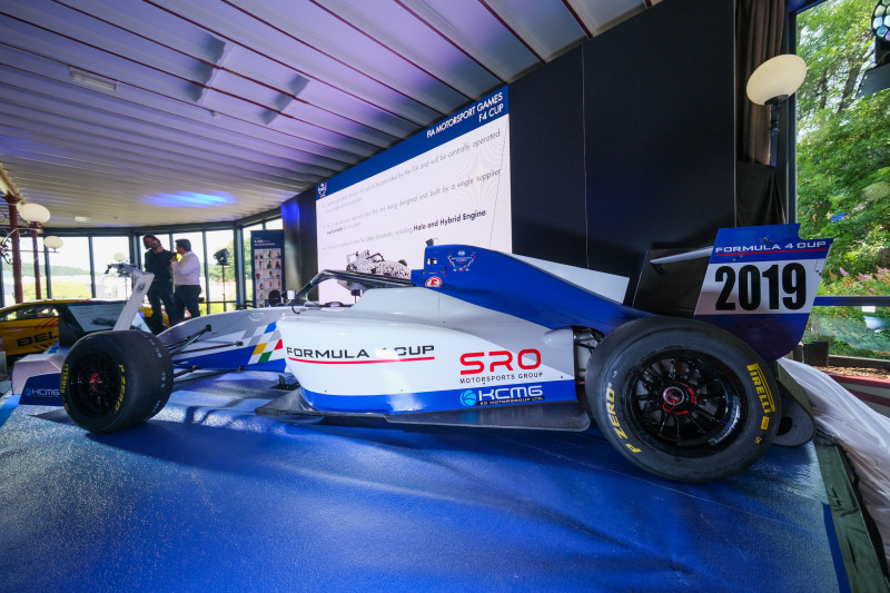 Details of FIA Motorsport Games revealed - Speedcafe