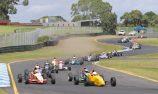 Formula Ford boasts 29 cars for Sandown
