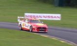VIDEO: Briscoe drives Mustang Supercar at VIR