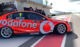 VIDEO: Whincup cuts laps in 'Kate'