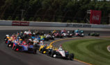 VIDEO: Pocono IndyCar race highlights