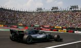 Formula 1 confirms Mexico until 2022