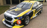 New colours for Percat at The Bend