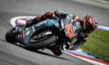 Mir airlifted to hospital after 300km/h MotoGP test crash