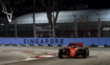 Leclerc takes surprise pole for Ferrari in Singapore
