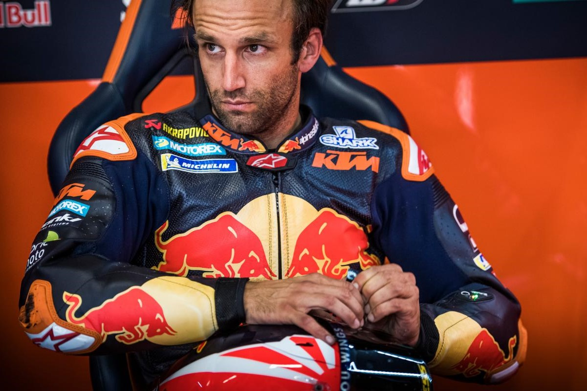 KTM benches Zarco for rest of season