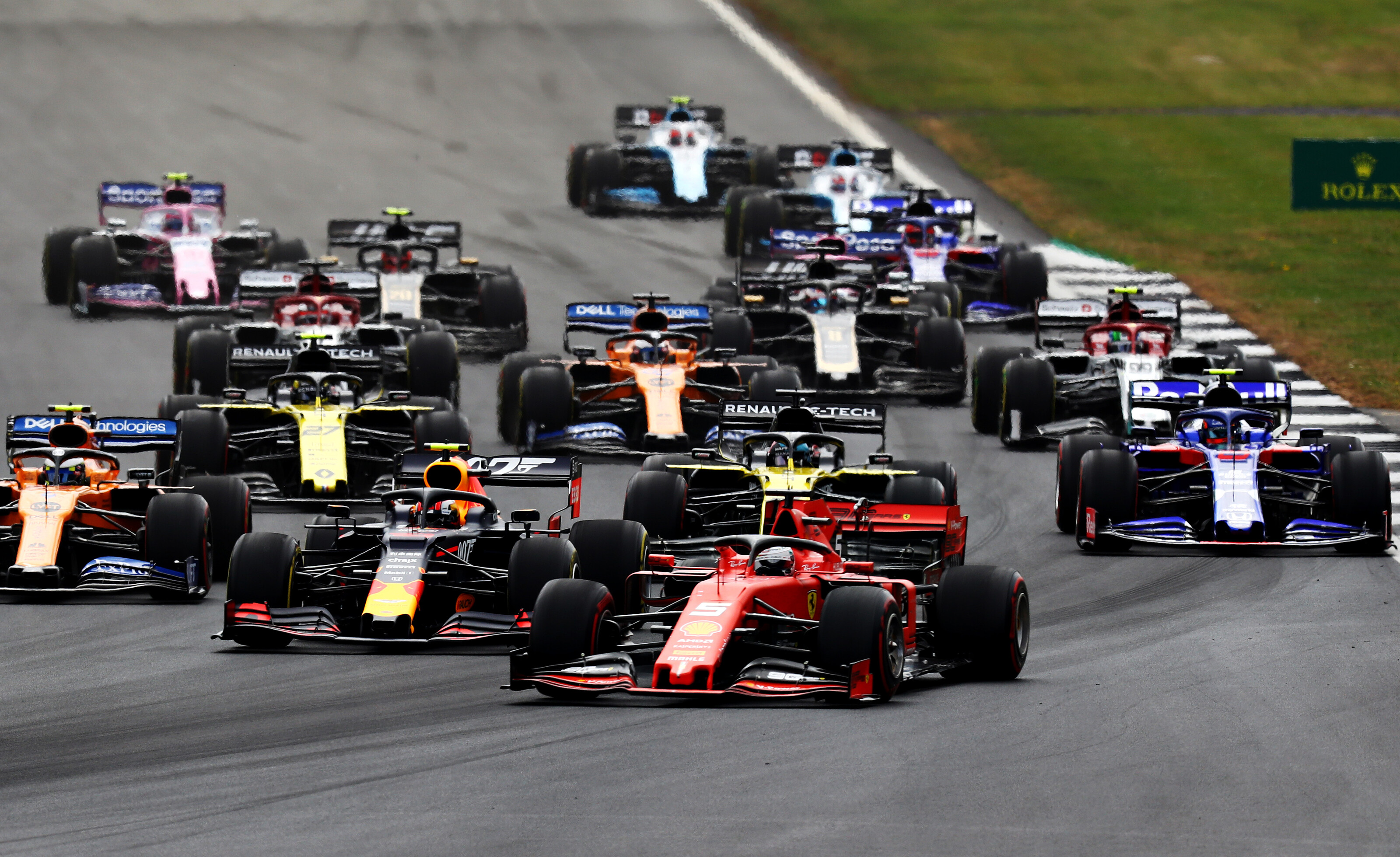 F1 poised for qualifying races in 2020