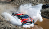 Ogier vaults back into title contention in Citroen one-two
