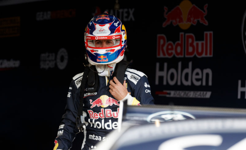 CAMS asks Whincup to explain race officials criticism