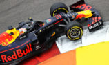 Verstappen tops practice in Russia