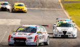 Brown claims TCR crown, Girolami completes sweep