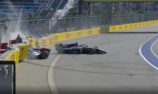 Formula 2 drivers hospitalised after opening lap crash