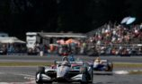Power wins, Dixon's title hopes all but over