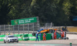 FIA not planning changes after Peroni crash