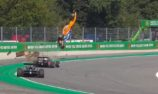 Aussie walks away from frightening airborne Monza crash
