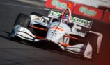 Herta denies Power pole at Portland