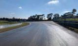 Upgraded Sandown Raceway taking shape