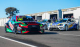 TCR Australia evaluates new talent at Winton test