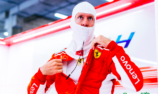 Vettel heads Ferrari one-two in eventful Monza practice