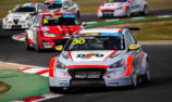 Runaway Brown not complacent in TCR title quest