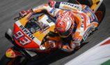 Marquez beats Quartararo at Misano with last lap pass
