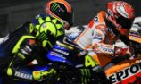 Marquez, Rossi explain Misano qualifying run-in