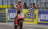 Marquez eases to Aragon victory as Miller makes podium