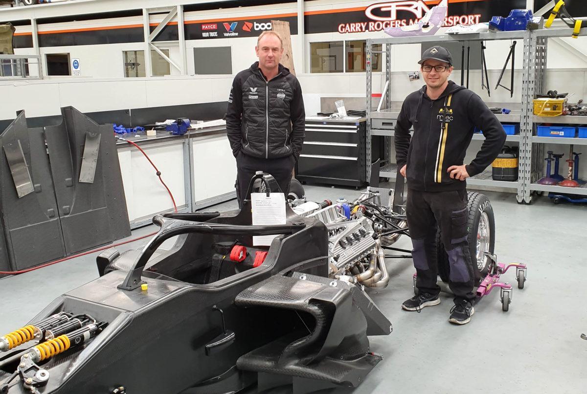 F3 champion to race S5000 prototype