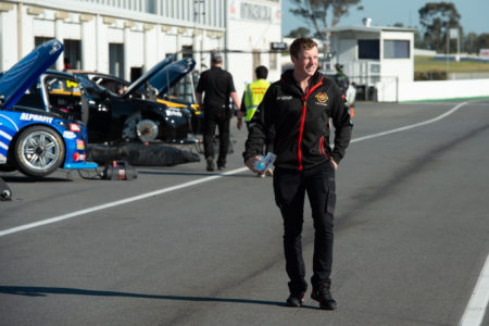 Supercars Test - Winton October 1st 2019