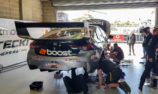 Crash damage rules Kosteckis out of Practice 3