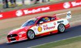 McLaughlin breaks Bathurst practice record in third session