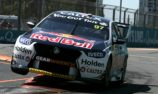 Tander tops Gold Coast co-driver practice