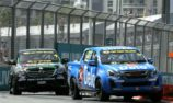 Alexander fends off late Harris surge in SuperUtes Race 3