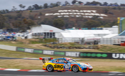 Love takes Bathurst clean sweep in Carrera Cup
