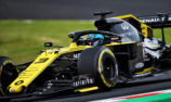 Renaults disqualified from Japanese GP