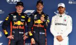 Jos Verstappen reveals anger over Ricciardo's pole celebrations