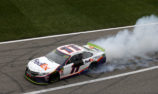 Hamlin takes Kansas victory in double overtime