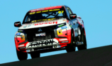 Barbour on top in SuperUtes Practice 1