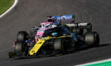 Renault steering wheels impounded after Suzuka protest