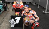 Marquez takes maiden Motegi pole