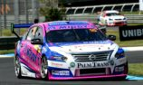 Fullwood breaks practice record in second Super2 session