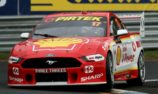 McLaughlin snatches top spot in rain-affected qualifying