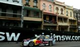 Whincup salvages top spot in Practice 2 in Newcastle