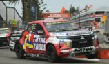 Crick wins SuperUtes finale in Newcastle