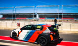 Electrical gremlins park Peugeot for opening TCR practice