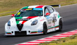 O'Keeffe claims narrow TCR pole at The Bend