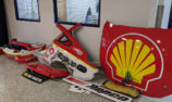 DJRTP to auction off McLaughlin car panels for charity
